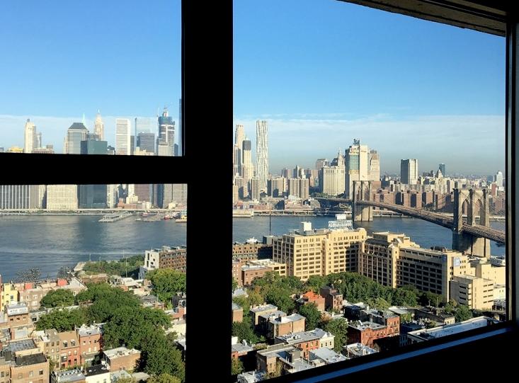 Vista dalla casa di Brooklyn - Behomm