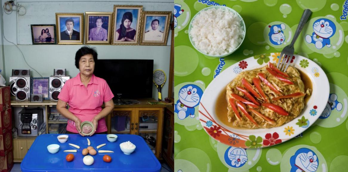 Galimberti, nonna cucina, Giappone