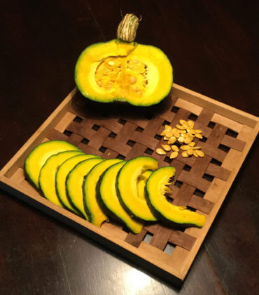 Pumpkin, sweet memories and an easy recipe