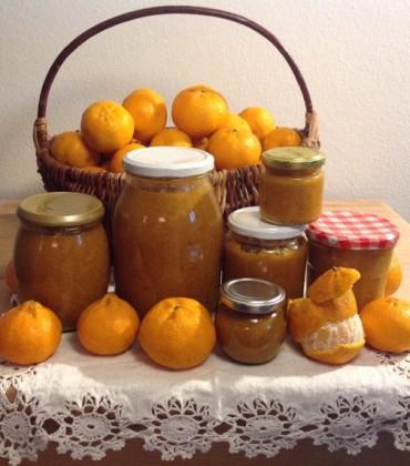 My delicious Tangerine marmalade recipe