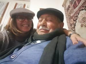 Cimaroli Paola e nonno