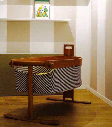 La culla di Alvar Aalto