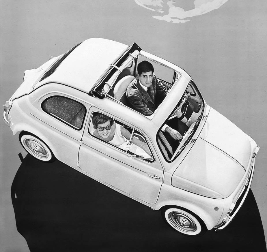 La Fiat Cinquecento