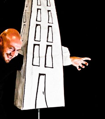 Piccole e grandi voci a teatro – Teatro per bambini