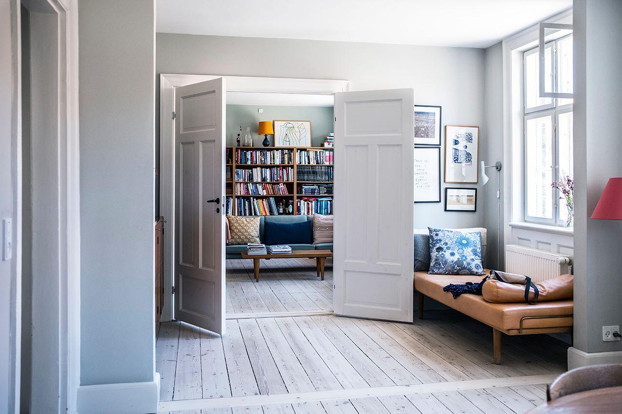 casa Nana scambio casa Copenhagen