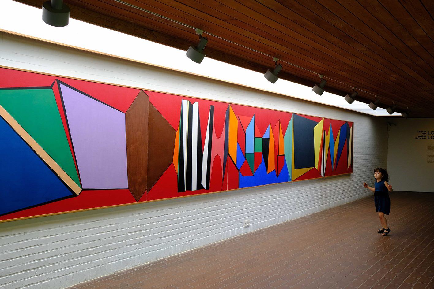 louisiana modern art museum copenhagen