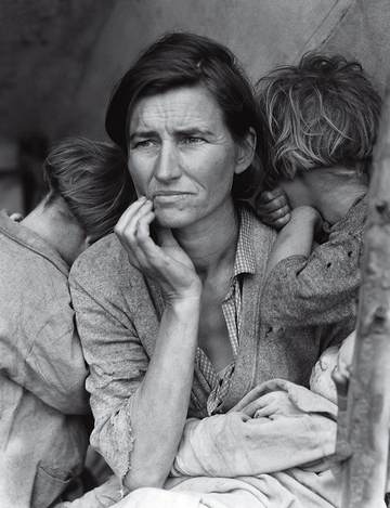 Dorothea Lange - Dust Bowl