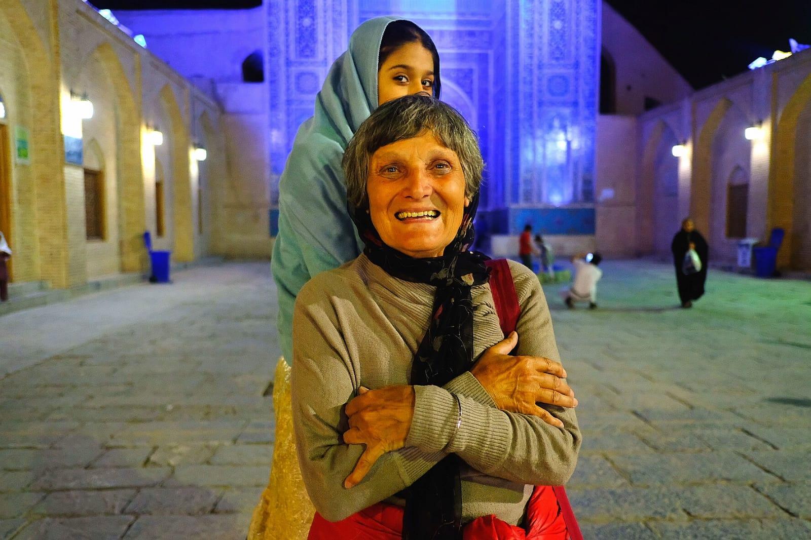 Antonietta, nonna viaggiatrice