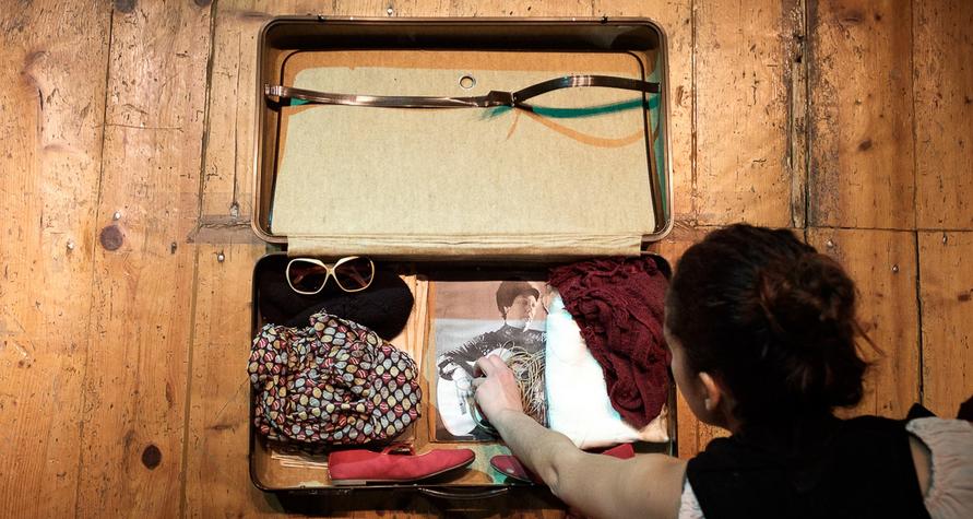 La valigia di Rosa Balistreri