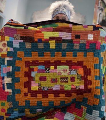 Magnifica Margaret! La libera arte del quilt