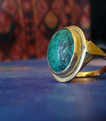 L'anello di malachite di Giovannina D'Urbà