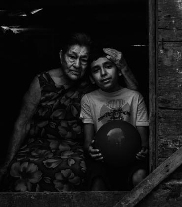 La nonna, poesia di Julio Cortázar