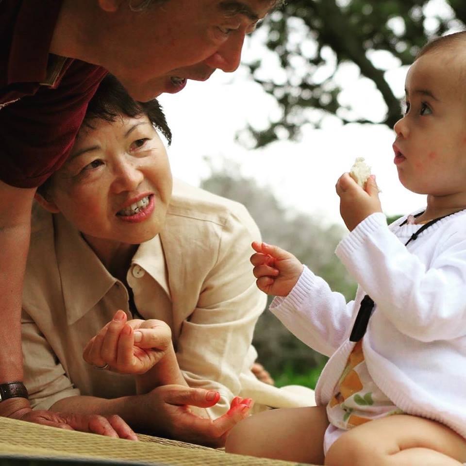 I nonni di Taiwan