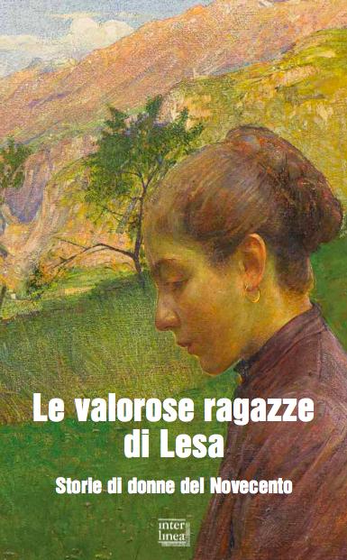 """copertina di """"Le valorose ragazze di Lesa"""""""