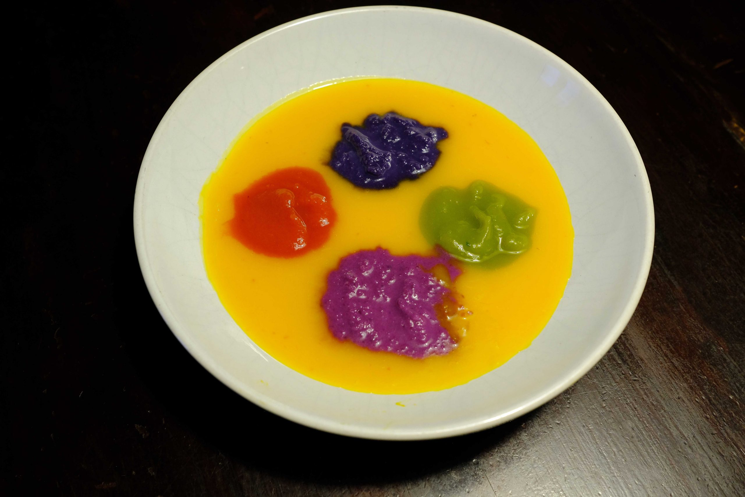 zuppa gialla