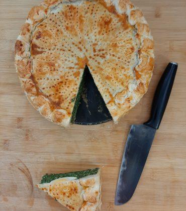 Un classico primaverile: la torta pasqualina
