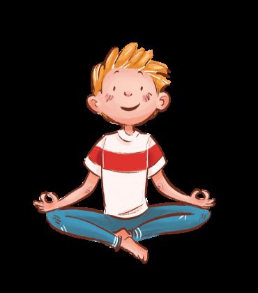 Una favola yoga per bambini