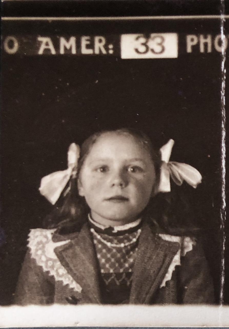 Oma Tine-bimba