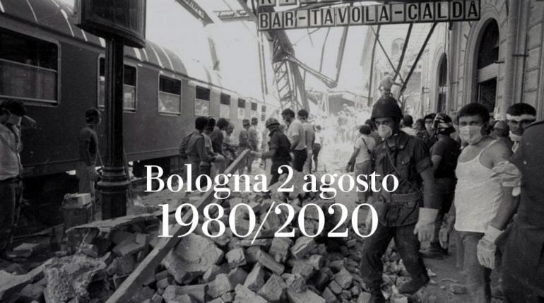 40 anni fa il 2 agosto, strage di Bologna