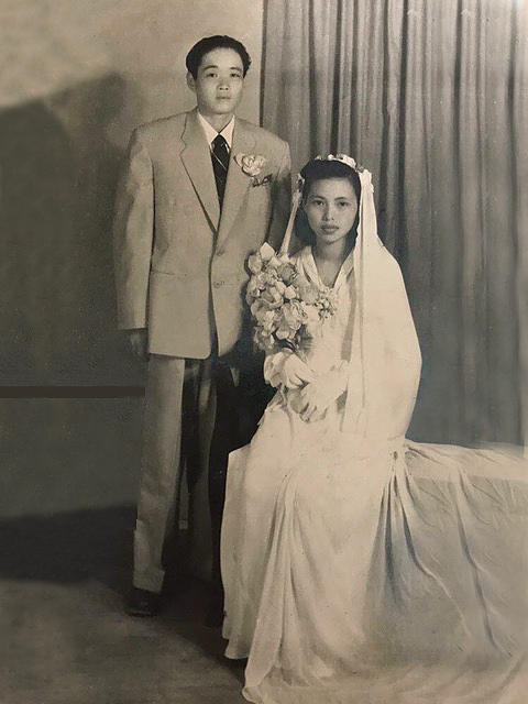 nonni di Kahn, NaiNai e il suo primo marito