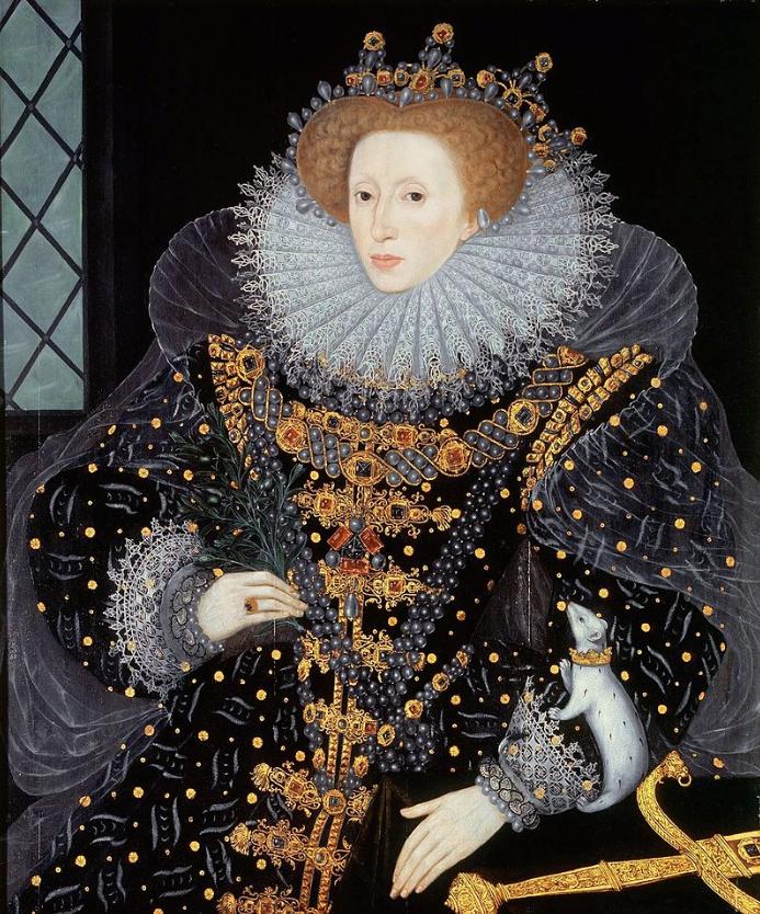 Ritratto di Elisabetta I