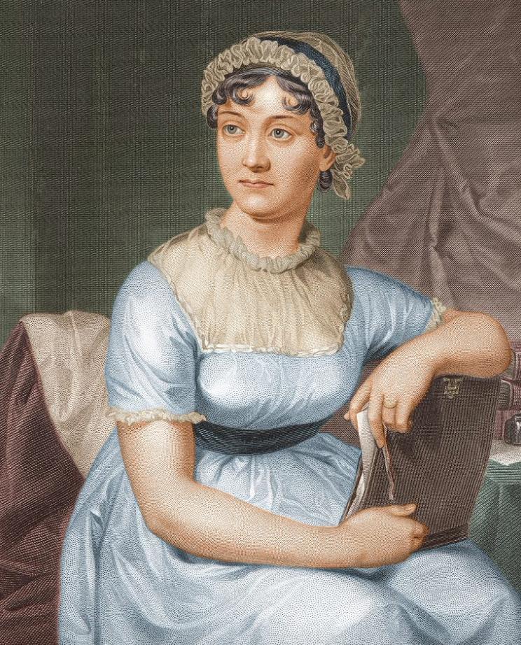 Ritratto di Jane Austen