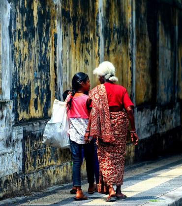 In viaggio con la nonna