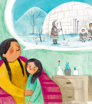 L'Obiettivo 13 e i racconti di una nonna inuit