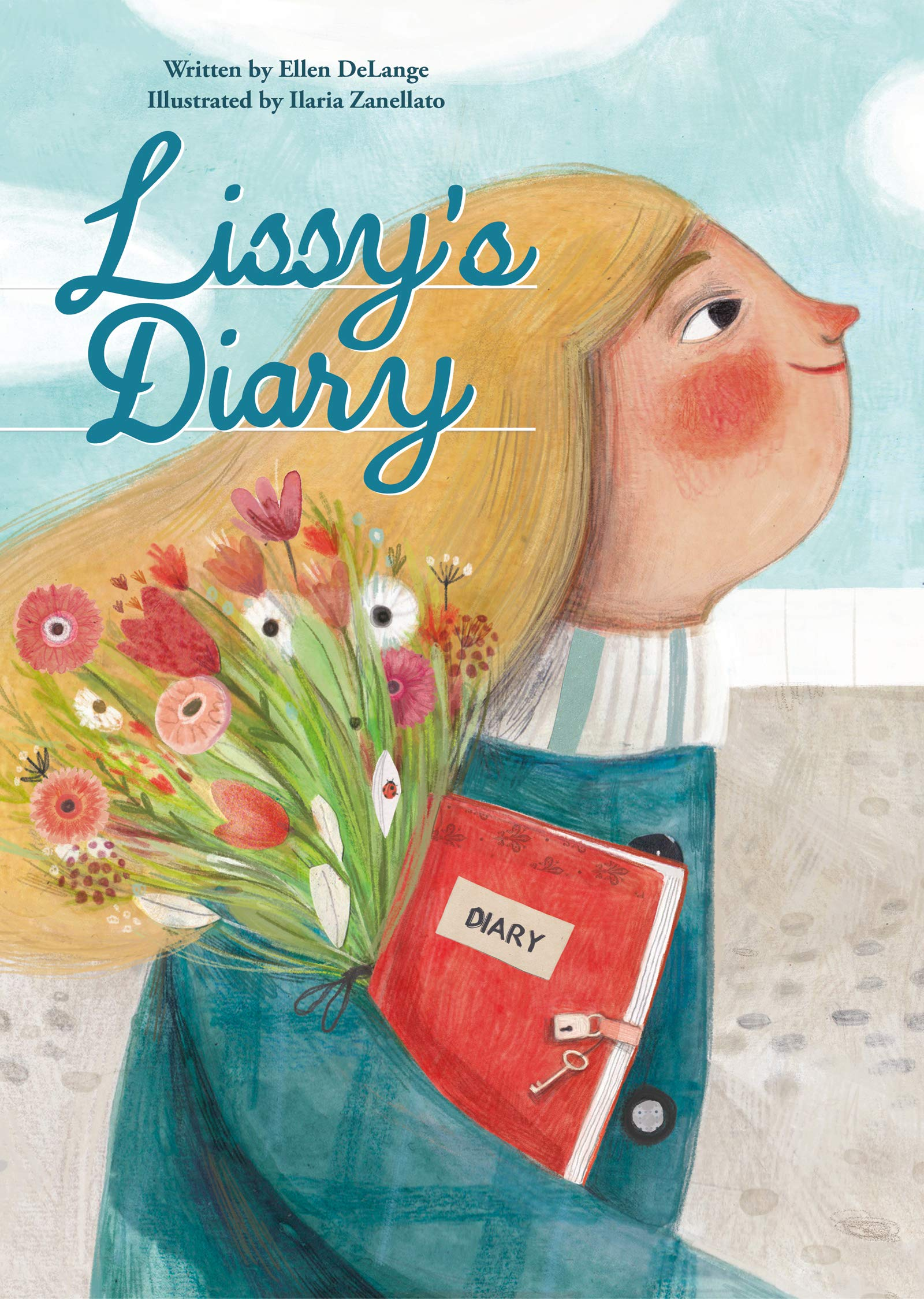Copertina Lissy's Diary